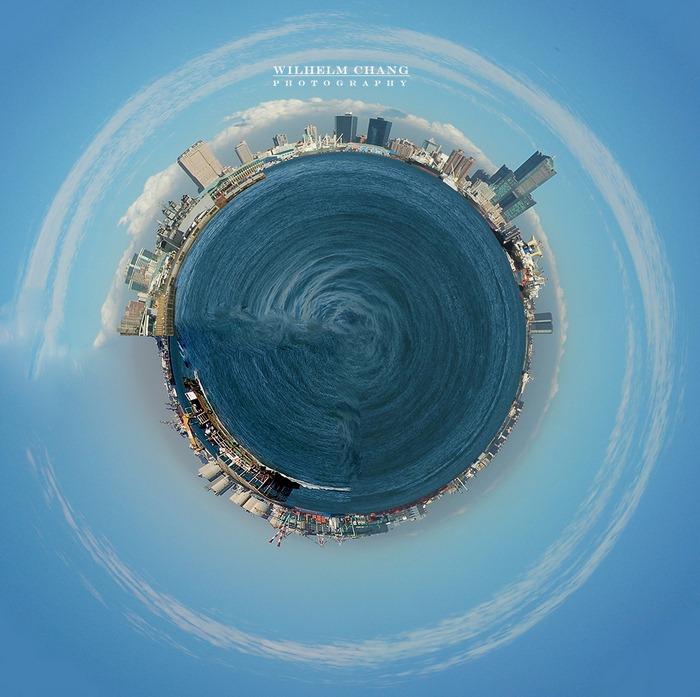 風景星球攝影