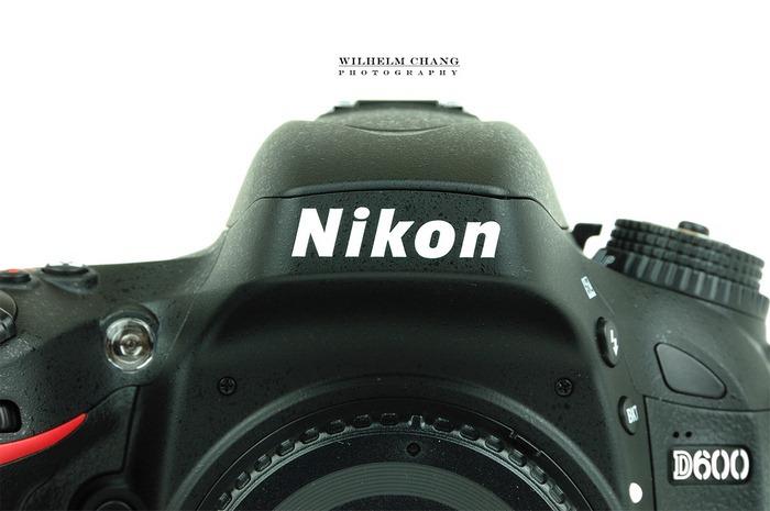Nikon D600 開箱