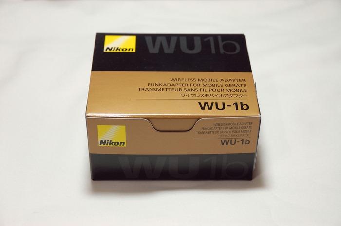 Nikon WU-1b無線傳輸器開箱
