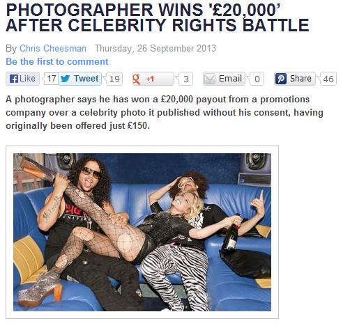 英國攝影師被盜圖 獲賠百萬台幣