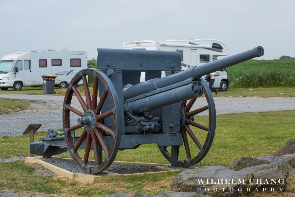 大西洋堡壘 Longues-Sur-Mer德軍岸炮陣地