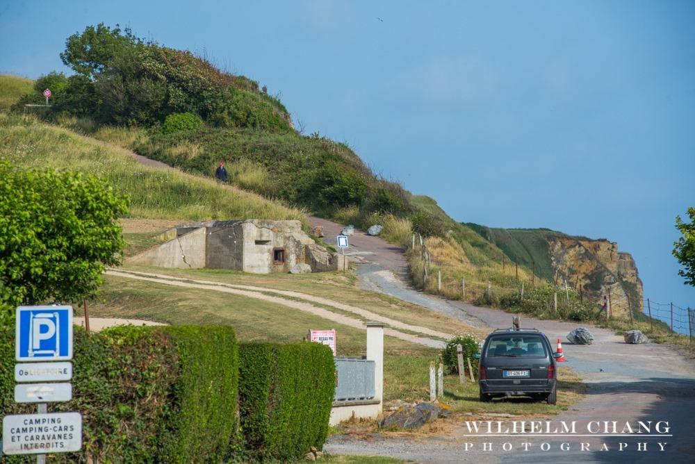 黃金海灘與桑葚人工港 Gold Beach and Mulberry Harbour