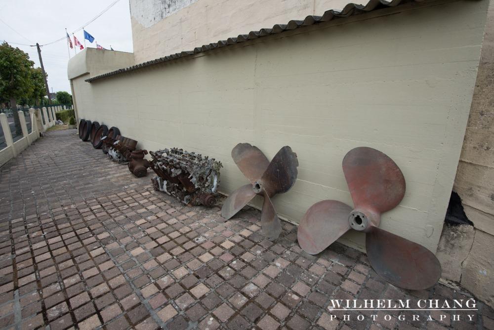 前德軍總部 大西洋堡壘博物館 Le Grand Bunker Musee