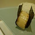 海苔包烤干貝