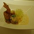 炸芋頭蝦捲