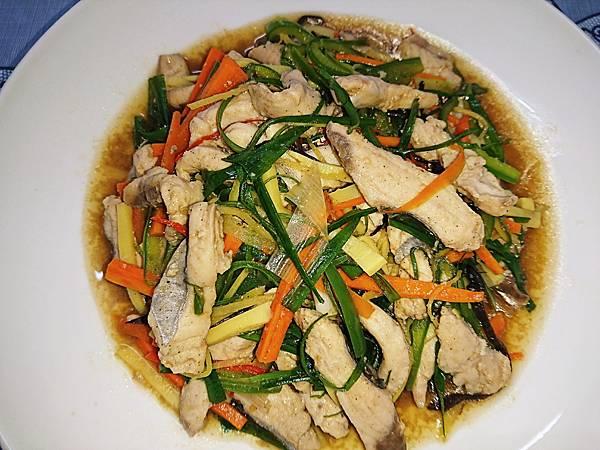 五柳炒魚條.JPG