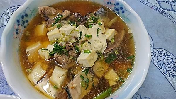 味增 豆腐 魚湯.JPG