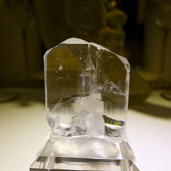 方解石雙晶 Twin Calcite, Dal'negorsk, Russia