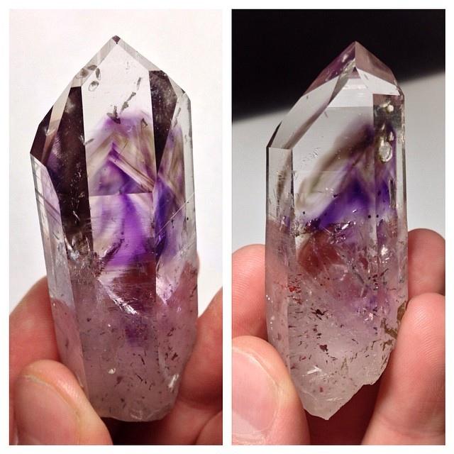 布蘭登堡幻影紫水晶
