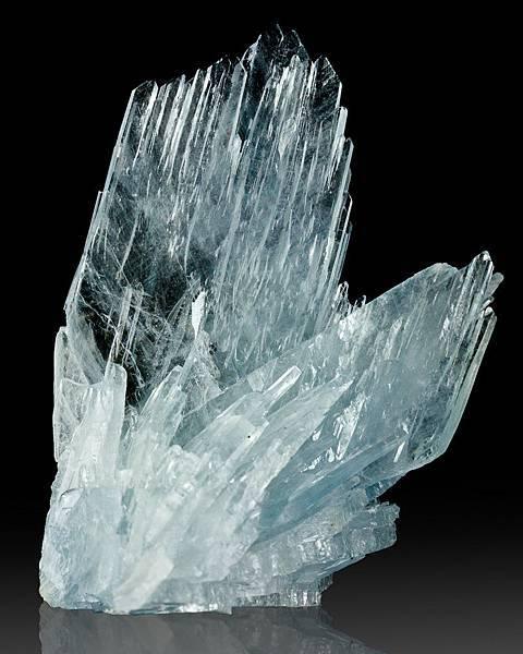 摩洛哥藍重晶石
