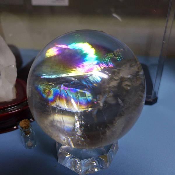 彩虹水晶球