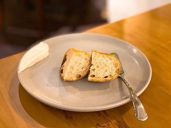 黑麥巧巴達麵包