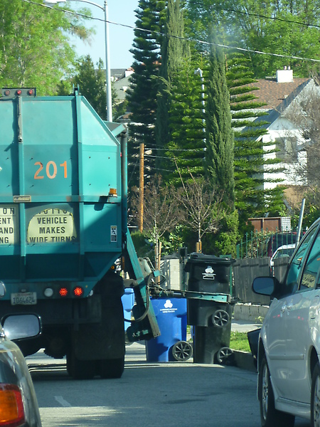 美國垃圾車