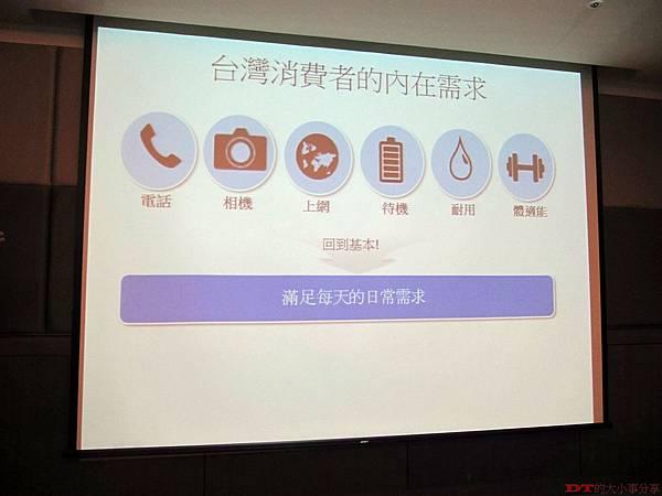 台灣消費者的內在需求