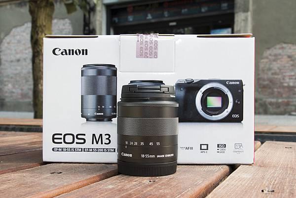 EF-M 18-55鏡頭