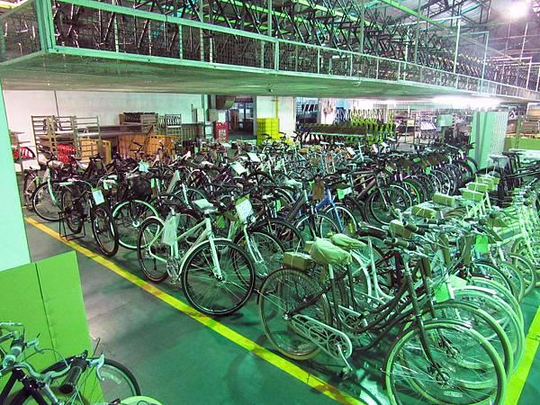 威輪自行車廠拍