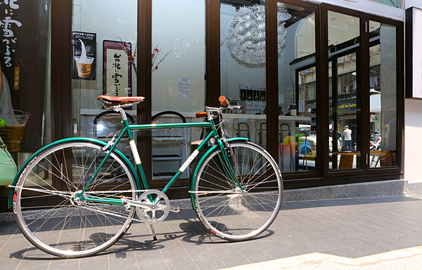 Valenbikes-都會精緻設計