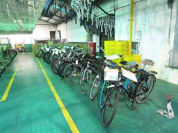 自行車廠拍