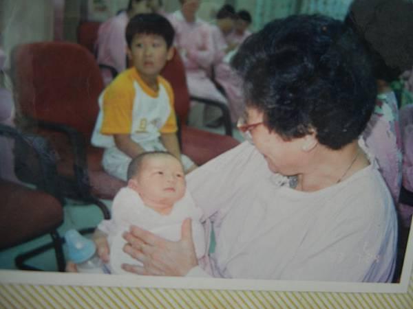 外婆與姊姊