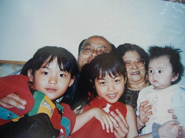 和外婆表弟