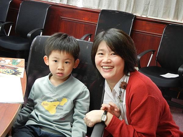 怡玲與中峰子