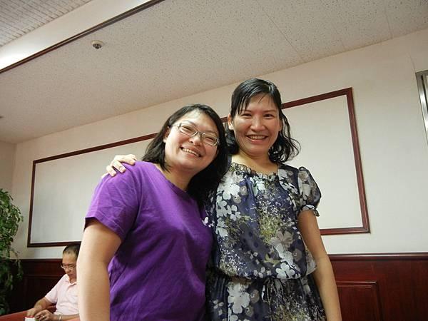 J媽與珍珍