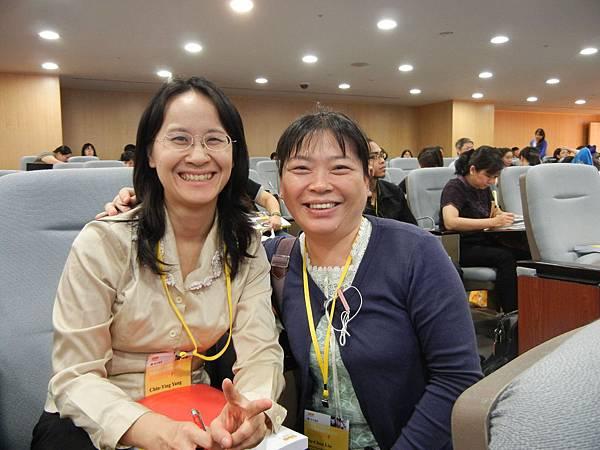 楊靖瑩醫師也是兒科醫師
