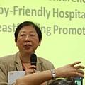 郭素珍老師講話很直率