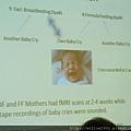 母乳媽媽對孩子的哭聲能夠經儀器檢測出額葉皮質反應.JPG