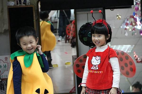 可愛瓢蟲與南瓜.jpg
