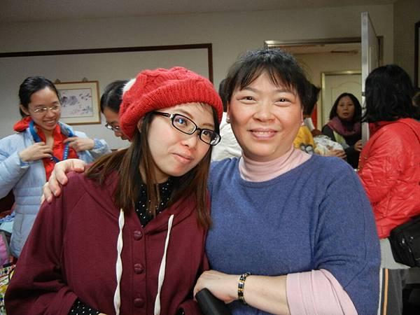 小雲與柳阿姨.JPG