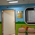 長庚兒童醫院健兒門診哺乳室