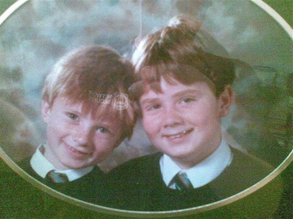 J&R's childhood