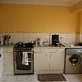 明亮的廚房