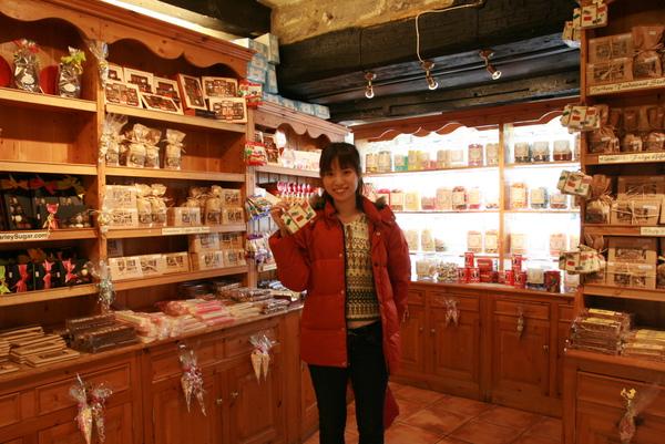 Traditional sweet shop@Burford