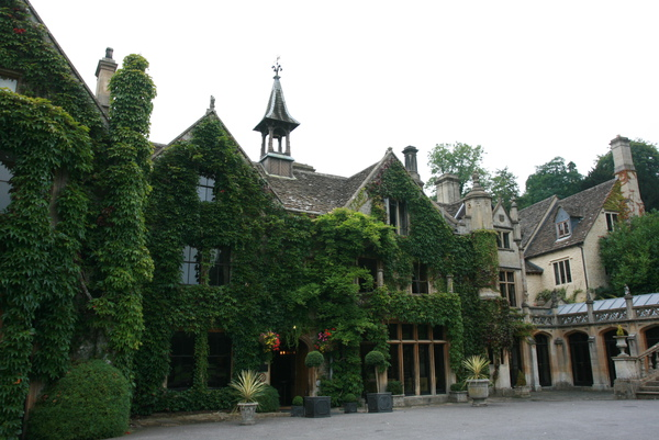 The Manor House @ Castle Combe