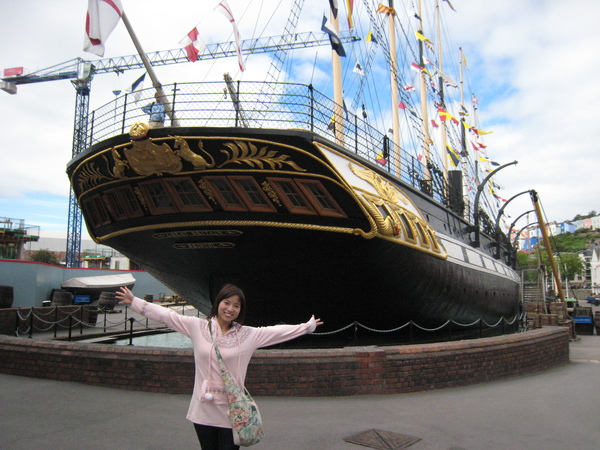 8/23 @SS Great Britain
