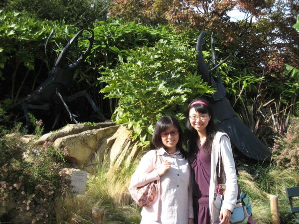 8/21@Bristol Zoo with Katrina