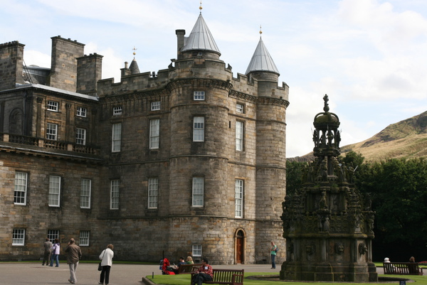 The Place of Holyroodhouse