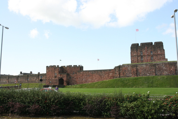 8/25 Carlisle castle