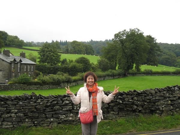 Mummy @ Lake District