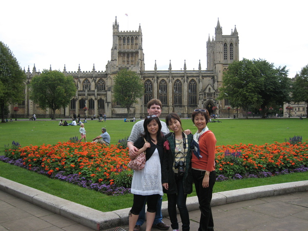 @Bristol Cathedral