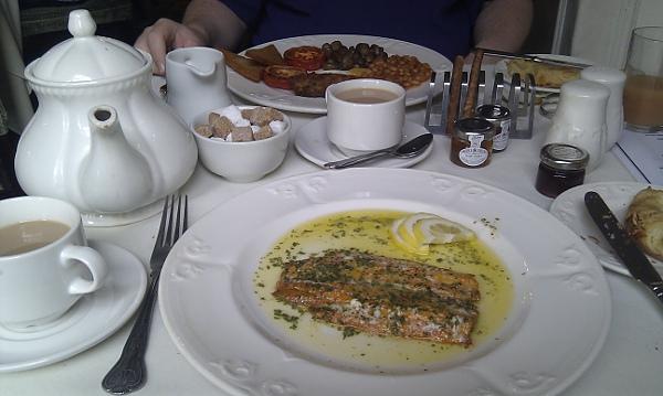 飯店早餐2(kipper)