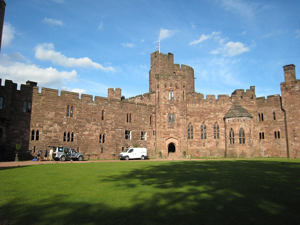 Peckforton Castle 1
