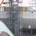 R9 1號出口的身心障礙專用電梯