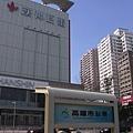 漢神巨蛋(Hanshin Arena) 購物中心部份