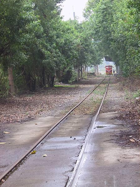 橋頭糖廠轄下的糖鐵軌道