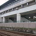 R22A 橋頭糖廠站側立面