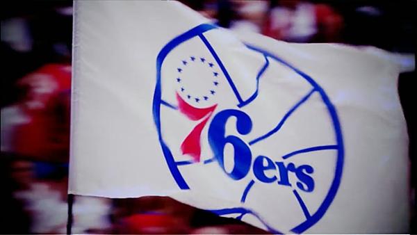76ers flag
