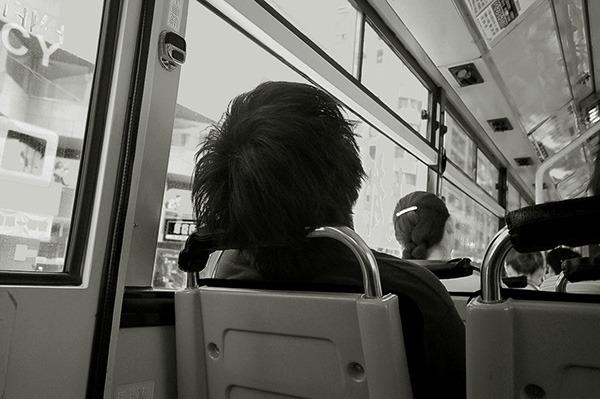 剪髮の不景氣